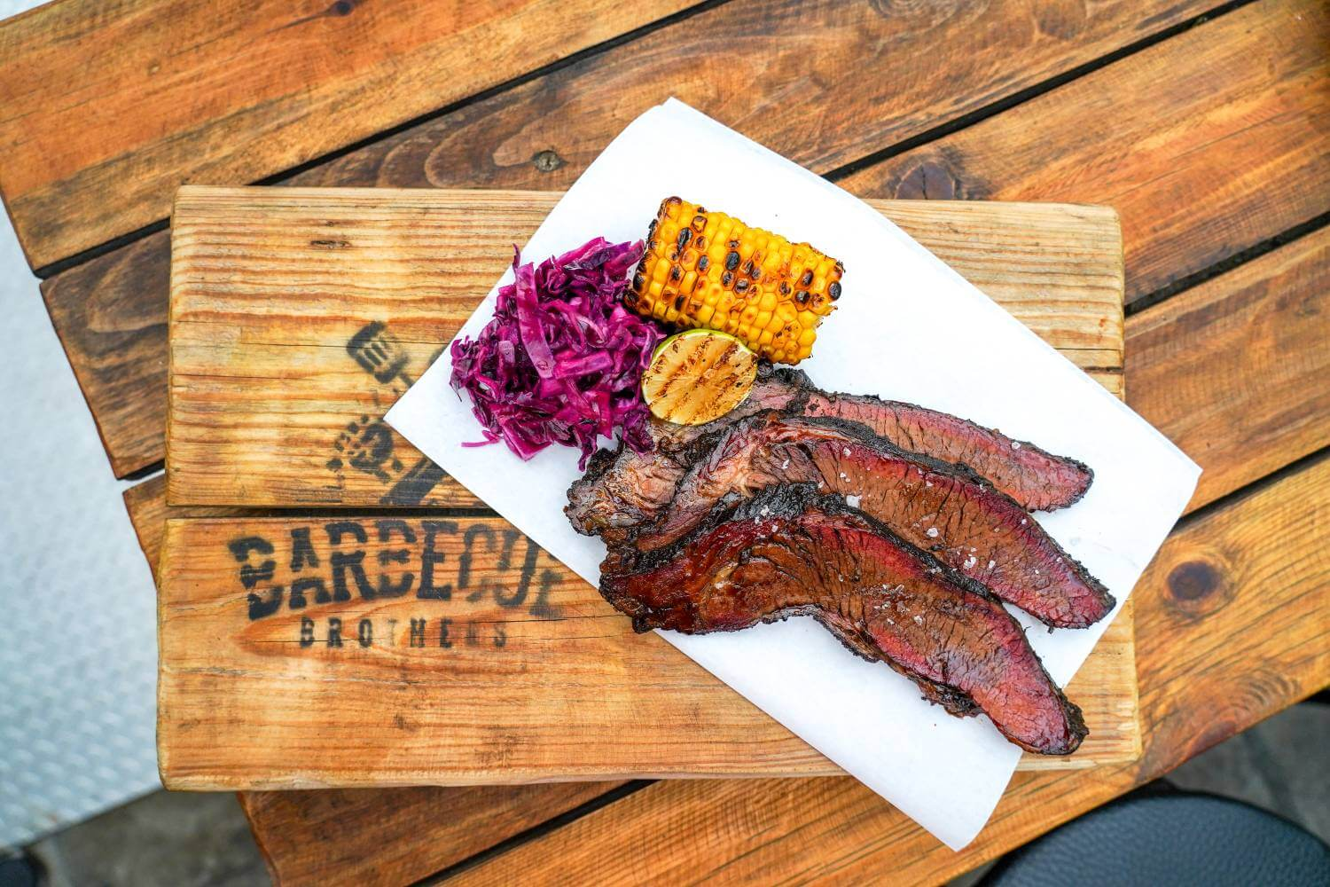 Barbecue Brothers - Go Guide Issue 185