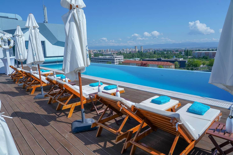 Cabana Rooftop Beach Bar - Go Guide Issue 184
