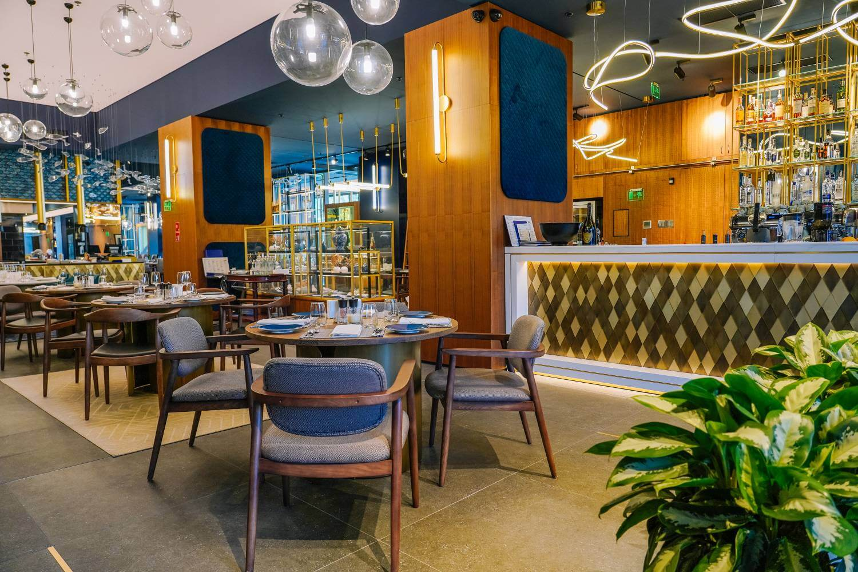 Mediterra Restaurant - Go Guide Issue 188